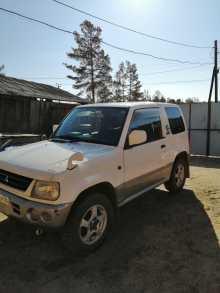 Улан-Удэ Pajero Mini 2000