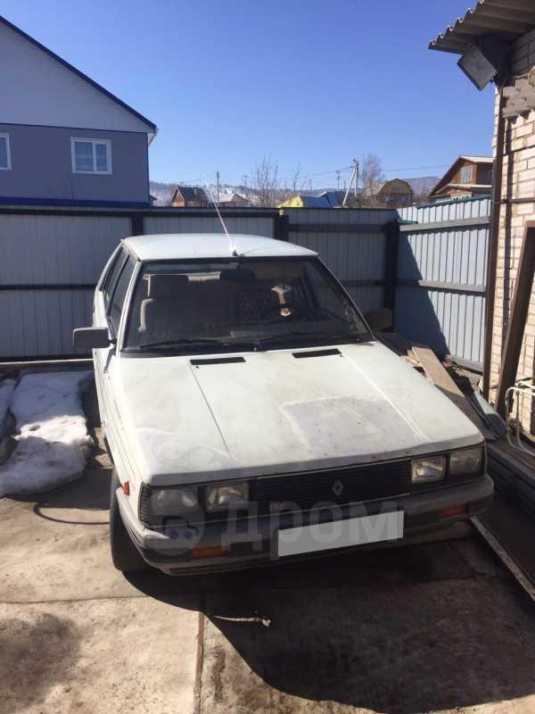Renault 11, 1987 год, 50 000 руб.