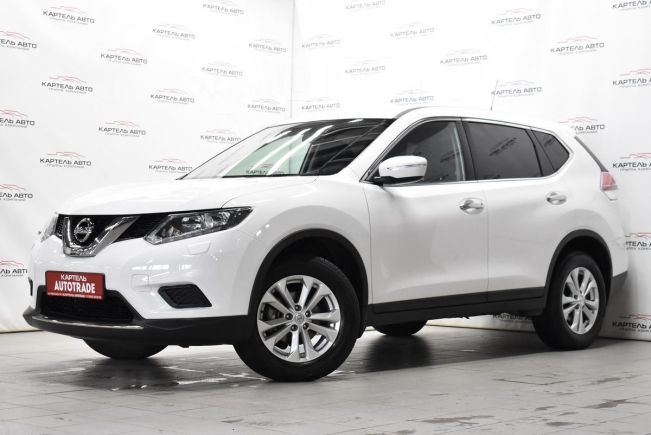 Nissan X-Trail, 2016 год, 1 149 000 руб.