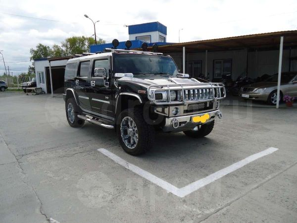Hummer H2, 2007 год, 1 600 000 руб.
