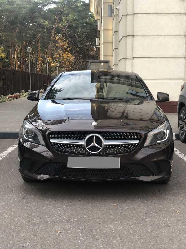 Mercedes-Benz CLA-Class, 2015 год, 1 550 000 руб.
