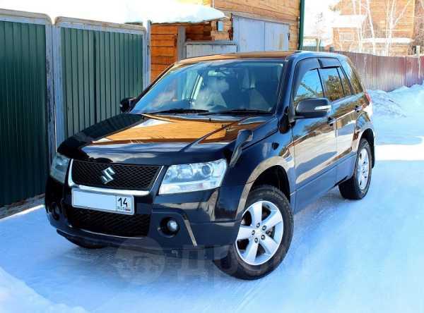Suzuki Escudo, 2008 год, 690 000 руб.