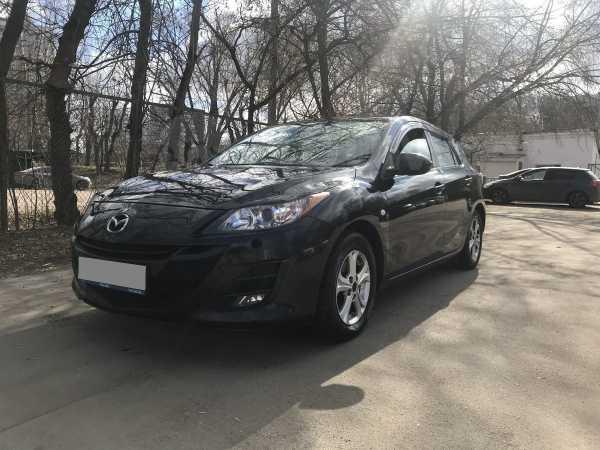 Mazda Mazda3, 2011 год, 465 000 руб.