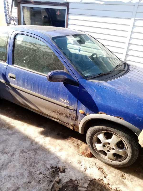 Opel Corsa, 1999 год, 50 000 руб.