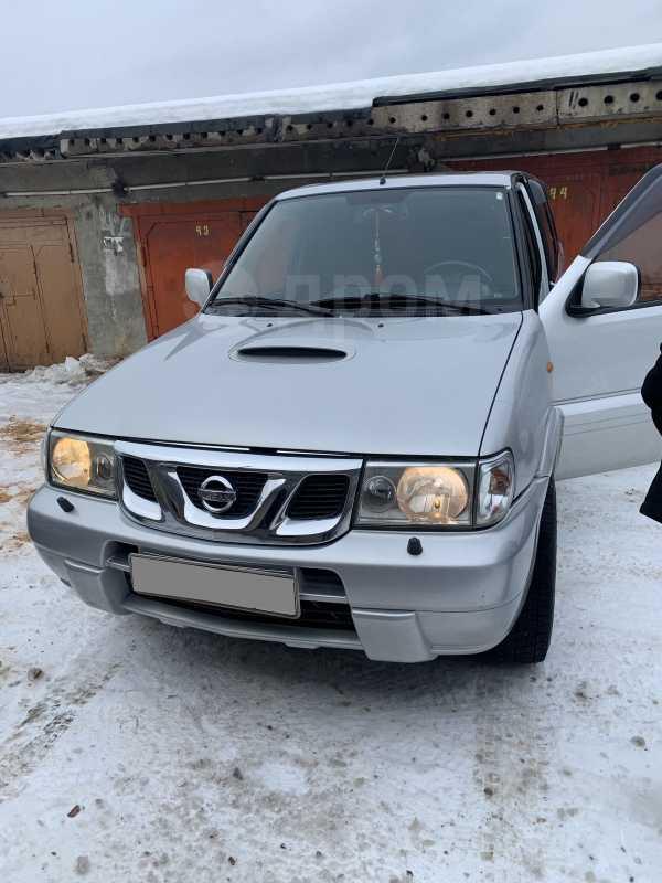 Nissan Terrano II, 2004 год, 500 000 руб.