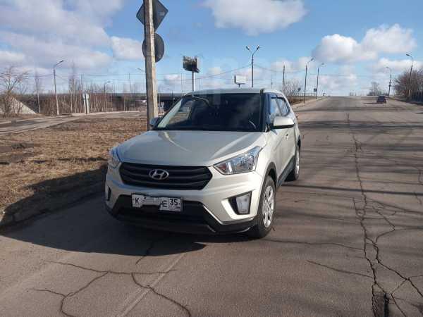 Hyundai Creta, 2019 год, 1 010 000 руб.