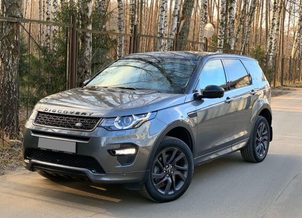 Land Rover Discovery Sport, 2018 год, 2 749 000 руб.