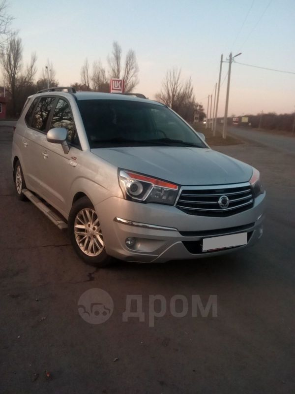 SsangYong Stavic, 2014 год, 1 150 000 руб.