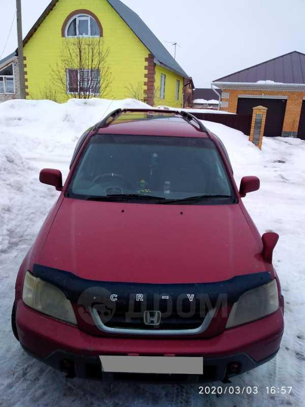 Honda CR-V, 1997 год, 260 000 руб.