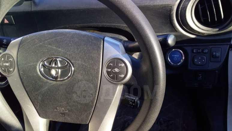 Toyota Aqua, 2014 год, 605 000 руб.