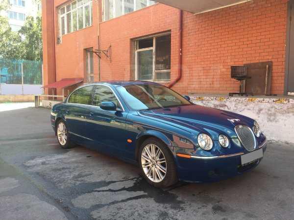 Jaguar S-type, 2007 год, 550 000 руб.