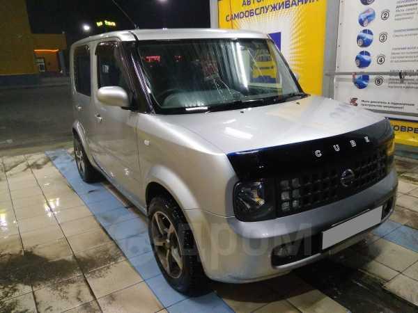 Nissan Cube, 2002 год, 230 000 руб.