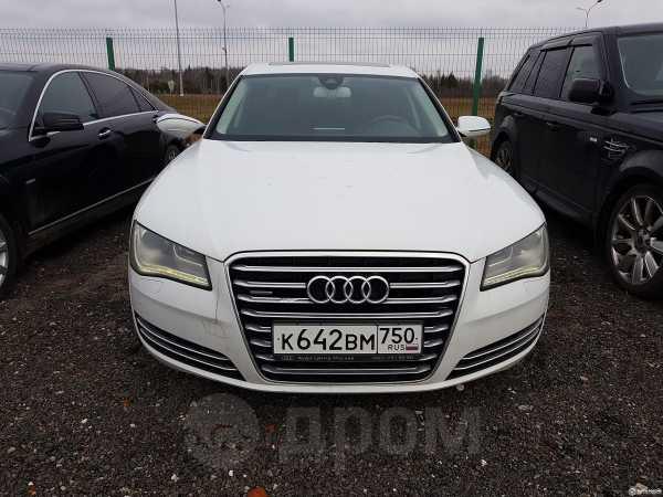 Audi A8, 2013 год, 1 058 000 руб.