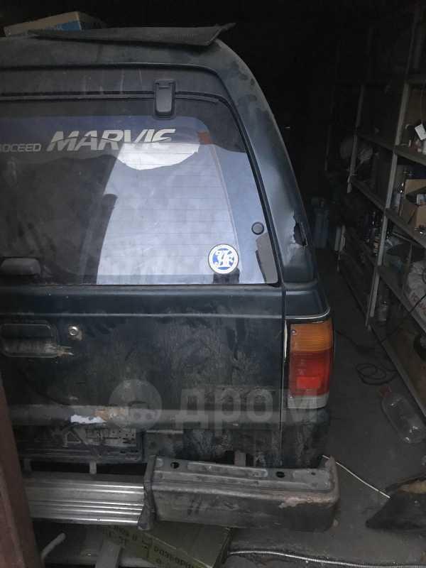 Mazda Proceed Marvie, 1984 год, 40 000 руб.