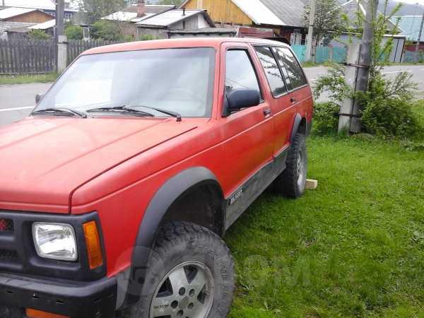 Chevrolet Blazer, 1992 год, 120 000 руб.