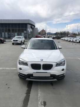 Владивосток BMW X1 2013