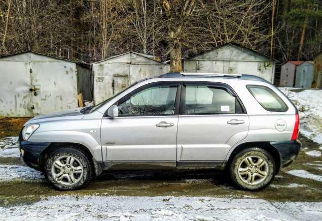 Kia Sportage, 2005 год, 390 000 руб.