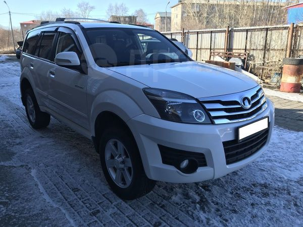 Great Wall Hover H3, 2014 год, 560 000 руб.