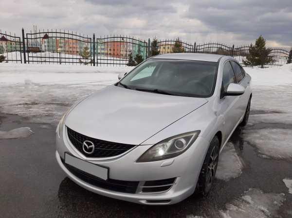 Mazda Mazda6, 2008 год, 415 000 руб.