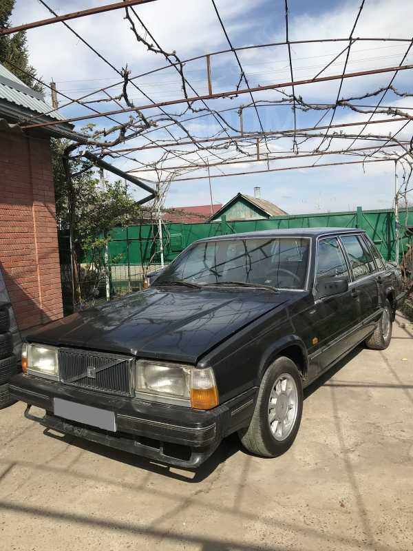 Volvo 740, 1986 год, 62 000 руб.