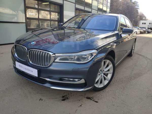 BMW 7-Series, 2016 год, 2 350 000 руб.