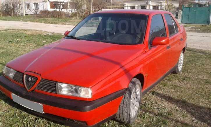 Alfa Romeo 155, 1996 год, 130 000 руб.
