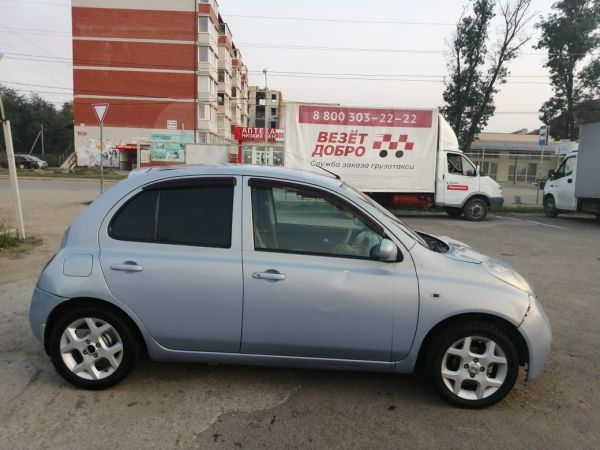 Nissan March, 2008 год, 185 000 руб.
