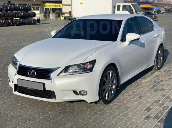 Lexus GS250, 2012 год, 1 750 000 руб.