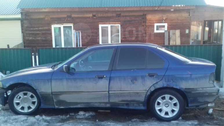 BMW 3-Series, 1991 год, 135 000 руб.