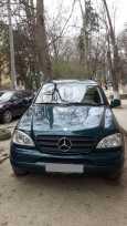 Mercedes-Benz M-Class, 1999 год, 300 000 руб.