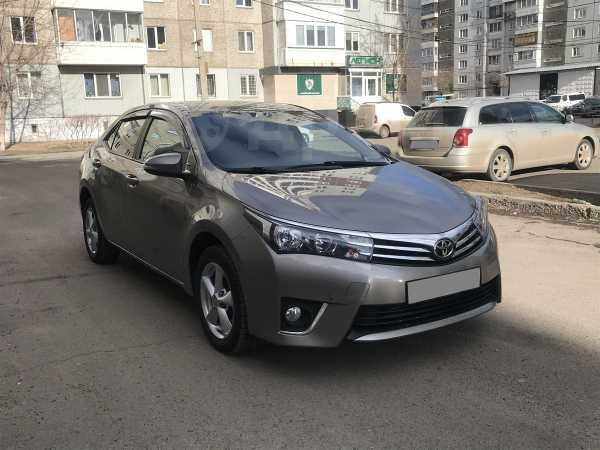 Toyota Corolla, 2016 год, 900 000 руб.