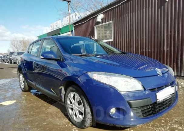 Renault Megane, 2010 год, 358 000 руб.