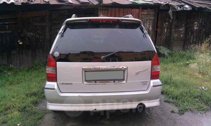 Mitsubishi Chariot Grandis, 2002 год, 395 000 руб.