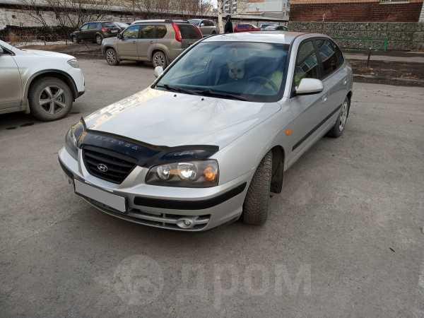 Hyundai Elantra, 2005 год, 262 000 руб.