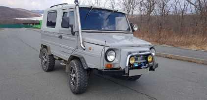 Владивосток ЛуАЗ 1990