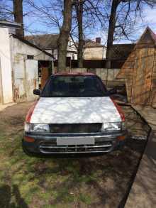 Краснодар Carina II 1989