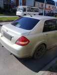 Nissan Tiida Latio, 2004 год, 180 000 руб.