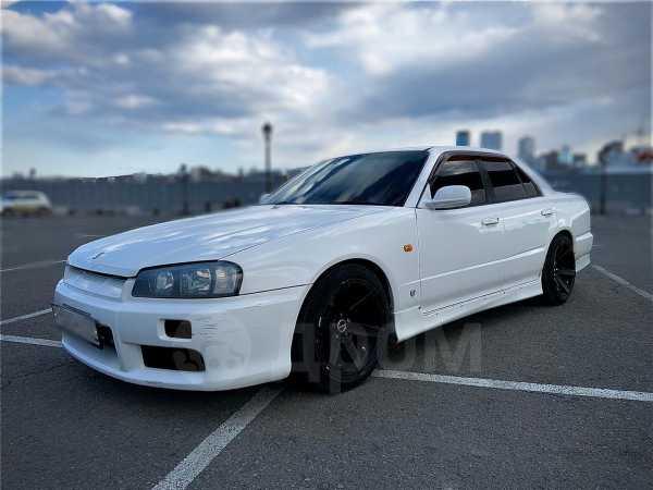 Nissan Skyline, 1999 год, 310 000 руб.