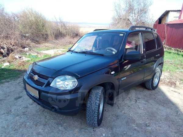 Chevrolet Niva, 2012 год, 359 990 руб.