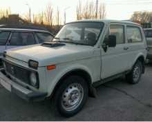 Саратов 4x4 2121 Нива 1995