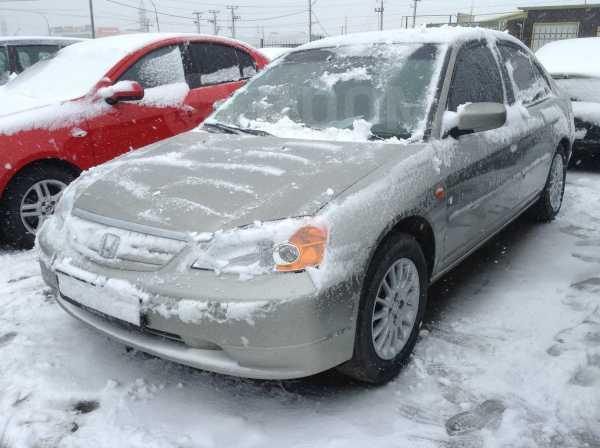 Honda Civic, 2003 год, 198 000 руб.