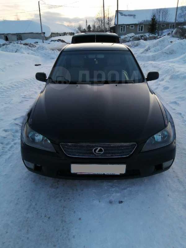 Lexus IS200, 1999 год, 360 000 руб.