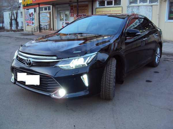 Toyota Camry, 2016 год, 1 510 000 руб.