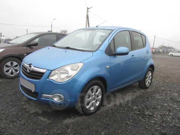Opel Agila, 2008 год, 265 000 руб.