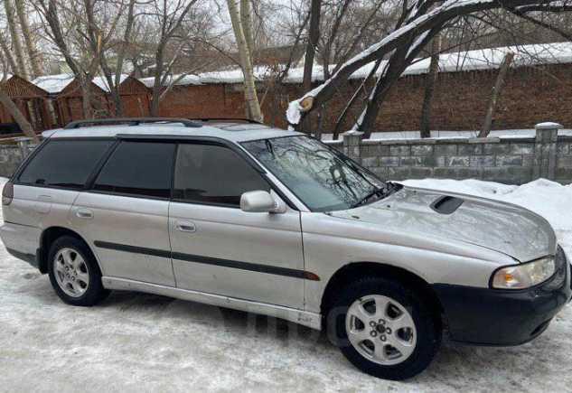 Subaru Legacy, 1996 год, 270 000 руб.