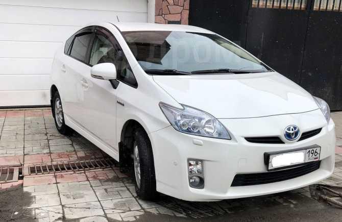 Toyota Prius, 2010 год, 950 000 руб.