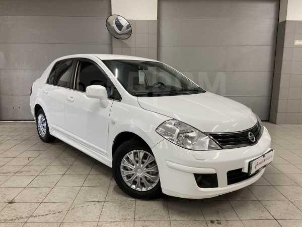 Nissan Tiida, 2012 год, 455 000 руб.