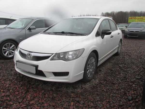 Honda Civic, 2010 год, 510 000 руб.