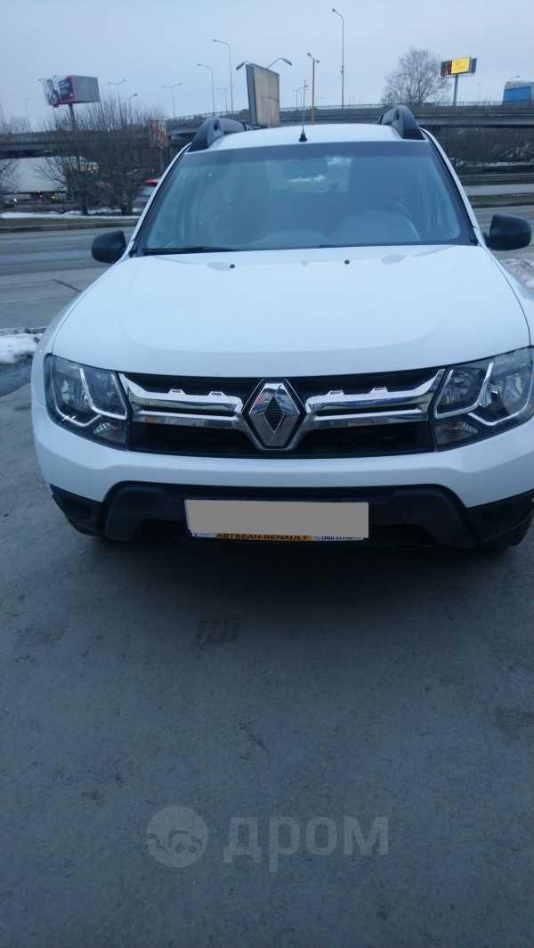 Renault Duster, 2018 год, 630 000 руб.
