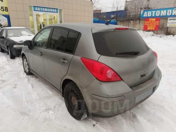 Nissan Tiida, 2008 год, 155 000 руб.